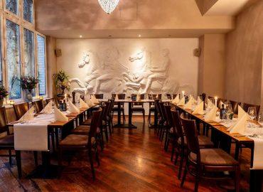 Leckeres Essen, wunderschöne Ambiente | Via Nova 2 italienisches Restaurant Berlin